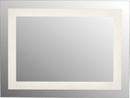 Quoizel QR3697 Intensity Contemporary LED Wall Mirror