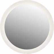 Quoizel QR3701 Intensity Contemporary LED Wall Mounted Mirror