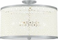 Quoizel QSF5262BN Modern Brushed Nickel Ceiling Lighting