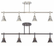 Quoizel QTR10054 Denning 4 Light 36 Inch Long Monorail Lighting
