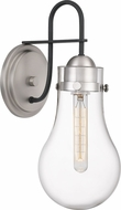 Quoizel QW4065AN Winstead Modern Antique Nickel Wall Mounted Lamp