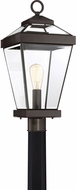 Quoizel RAV9010WT Ravine Western Bronze Outdoor Post Light Fixture