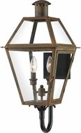 Quoizel RO8311IZ Rue De Royal Industrial Bronze Exterior Sconce Lighting