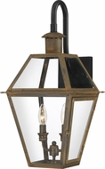 Quoizel RO8411IZ Rue De Royal Industrial Bronze Exterior Lighting Sconce