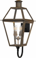 Quoizel RO8414IZ Rue De Royal Industrial Bronze Outdoor Lamp Sconce