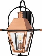 Quoizel RO8418AC Rue De Royal Aged Copper Exterior Wall Sconce Lighting