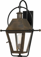 Quoizel RO8418IZ Rue De Royal Industrial Bronze Outdoor Wall Light Fixture