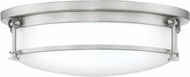 Quoizel SLR1616AN Sailor Contemporary Antique Nickel 16  Ceiling Light Fixture
