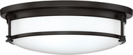 Quoizel SLR1616WT Sailor Modern Western Bronze 16  Ceiling Lighting Fixture