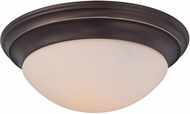 Quoizel SMT1617PN Summit Palladian Bronze 17  Ceiling Light Fixture