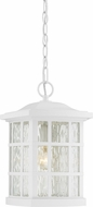 Quoizel SNN1909WFL Stonington Fresco Fluorescent Outdoor Drop Lighting