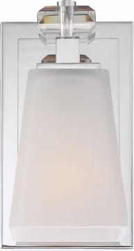 Quoizel SPR8601C Supreme Modern Polished Chrome Wall Mounted Lamp