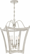 Quoizel SUM5216AWH Summerford Antique White Foyer Lighting