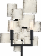 Quoizel TCE8702OS Torrance Contemporary Old Silver Lighting Wall Sconce