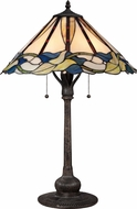 Quoizel TF1848TIB Tiffany Imperial Bronze Table Light