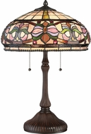 Quoizel TF2805TRS Tiffany Tiffany Russet Table Top Lamp