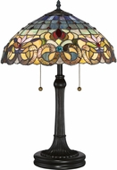 Quoizel TF3180TVB Tiffany Vintage Bronze Table Light