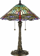 Quoizel TF5220T Skimmer Traditional Table Lamp