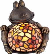 Quoizel TFX1884Y Tiffany Tiffany Novelty Lamp