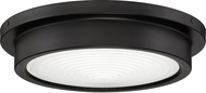 Quoizel TMN1614OI Terminal Modern Oil Rubbed Bronze LED 14  Overhead Lighting
