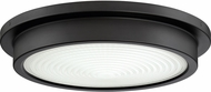 Quoizel TMN1616OI Terminal Contemporary Oil Rubbed Bronze LED 16  Flush Mount Light Fixture