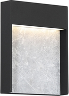 Quoizel TPS8407ASG Tempest Modern Asphalt Grey LED Outdoor Wall Lighting Sconce