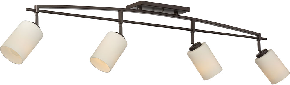 Quoizel Ty1444wt Taylor Contemporary Western Bronze Track Lighting Kit
