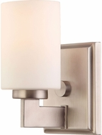 Quoizel TY8601AN Taylor Contemporary Antique Nickel Wall Lamp