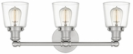 Quoizel UNIC8603BN Union Modern Brushed Nickel 3-Light Lighting For Bathroom