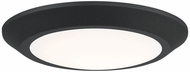 Quoizel VRG1608EK Verge Earth Black LED 7.75  Home Ceiling Lighting