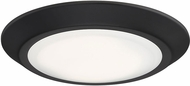 Quoizel VRG1608OI Verge Modern Oil Rubbed Bronze LED 8  Home Ceiling Lighting