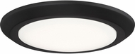 Quoizel VRG1612OI Verge Contemporary Oil Rubbed Bronze LED 12  Ceiling Lighting