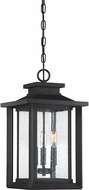 Quoizel WKF1911EK Wakefield Modern Earth Black Outdoor Hanging Light