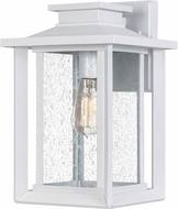 Quoizel WKF8409W Wakefield White Lustre Outdoor 9 Light Sconce