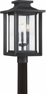 Quoizel WKF9011EK Wakefield Modern Earth Black Outdoor Post Lamp