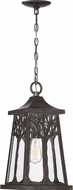 Quoizel WWD1909IB Wildwood Traditional Imperial Bronze Outdoor Drop Lighting
