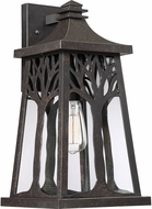 Quoizel WWD8409IB Wildwood Traditional Imperial Bronze Exterior Large Wall Lamp