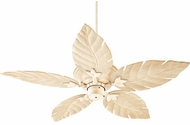 Quorum 135525-70 Monaco Persian White w/ Weathered Pine Blades Outdoor 52 Home Ceiling Fan