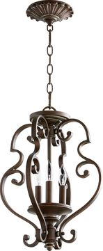Quorum 2873-13-39 San Miguel Vintage Copper Pendant Lighting