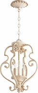 Quorum 2873-13-70 San Miguel Persian White Pendant Light