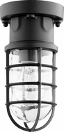 Quorum 301-69 Belfour Nautical Noir Exterior Ceiling Light