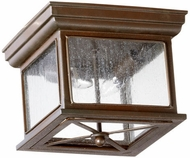 Quorum 3043-11-86 Magnolia Oiled Bronze Outdoor Ceiling Lighting Fixture
