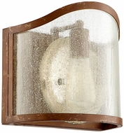 Quorum 5106-1-94 Salento French Umber Wall Mounted Lamp