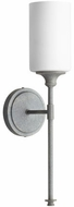 Quorum 5309-1-17 Celeste Contemporary Zinc Wall Lamp