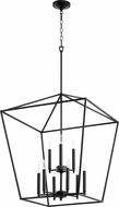 Quorum 604-9-69 Gabriel Contemporary Noir Foyer Light Fixture