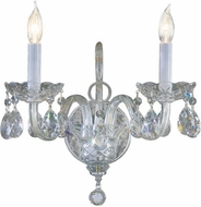 Quorum 631-2-514 Bohemian Katerina Chrome Wall Sconce Lighting