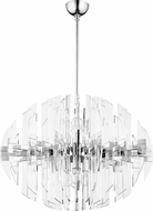 Quorum 6310-30-62 Zion Contemporary Polished Nickel Hanging Light
