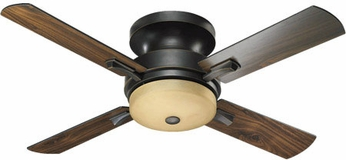 Quorum 65524-95 Davenport Old World w/ Old World Blades 52 Home Ceiling Fan
