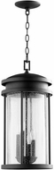 Quorum 7111-4-69 Hadley Noir Exterior 10  Pendant Lighting