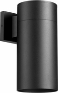 Quorum 721-69 Cylinder Contemporary Noir Outdoor 5.75 Wall Sconce